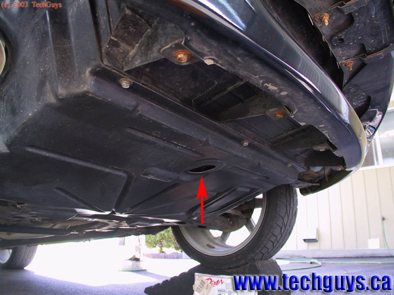 Techguysca How To Flush Your Radiator Cooling Systemrhtechguysca: Mazda 6 Radiator Location At Gmaili.net